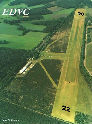 Flugplatz Celle